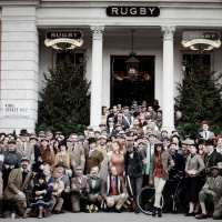 London Tweed Run