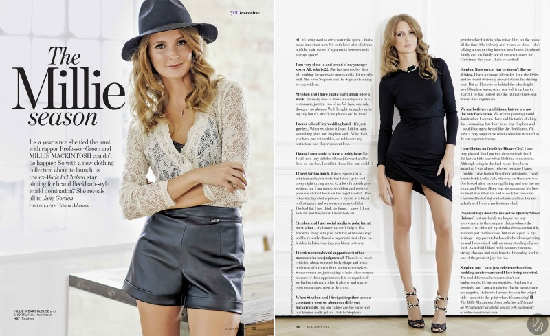 Millie Page 1